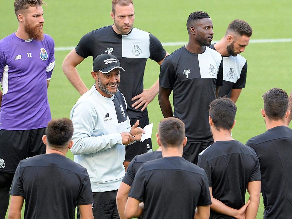 FC Porto: as escolhas de Nuno Espírito Santo para Roma