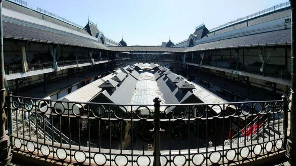 Mercado do Bolhão, Porto [Reprodução: Wikimedia]