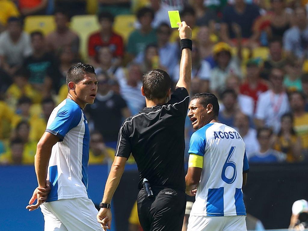 Rio 2016: Brasil-Honduras (Reuters)