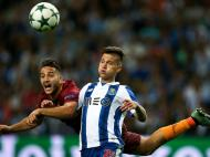 FC Porto-Roma (Lusa)