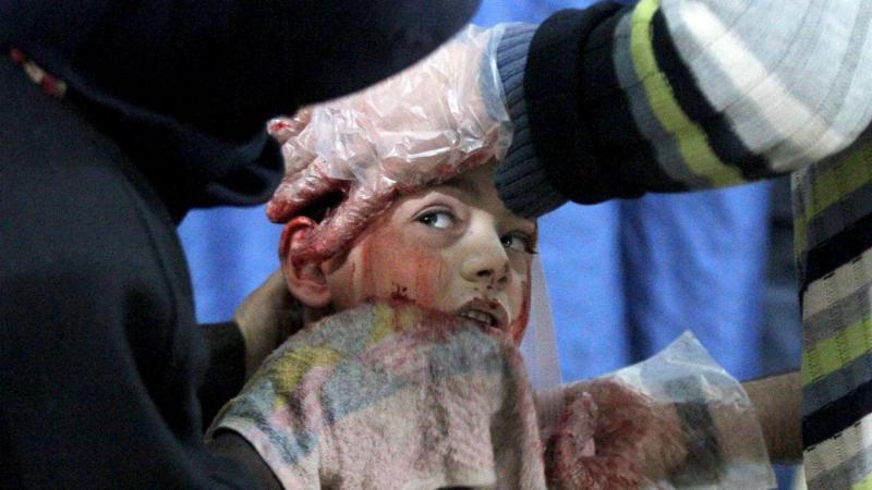 Síria: estas são as maiores vítimas da guerra