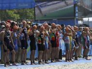 Triatlo, Jogos Olímpicos (Reuters/Damir Sagolj)