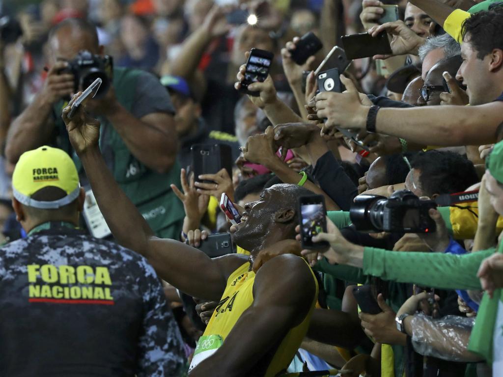 Usain Bolt: cantar «One Love» até ser «Muhammad Ali e Pelé»