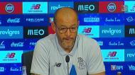 Nuno Espírito Santo comentou a polémica com Casillas