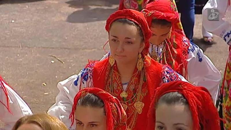Viana do Castelo parou para ver o tradicional Desfile da Mordomia
