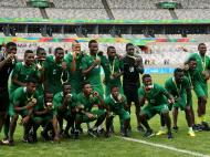 Rio 2016: Nigéria vence medalha de bronze (Reuters)