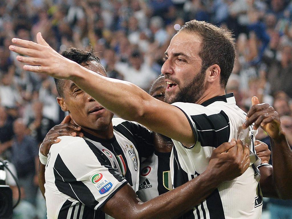 Juventus-Fiorentina (Lusa)
