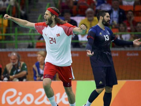 Rio 2016: Dinamarca com ouro inédito no andebol