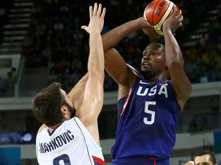 Rio 2016: EUA revalidam título no basquetebol
