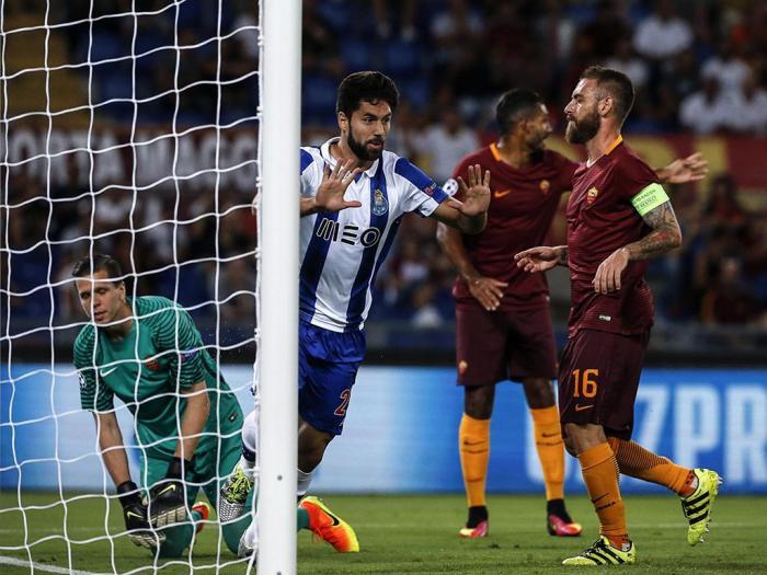 Juventus vs. Porto EN VIVO chocan por la Champions League