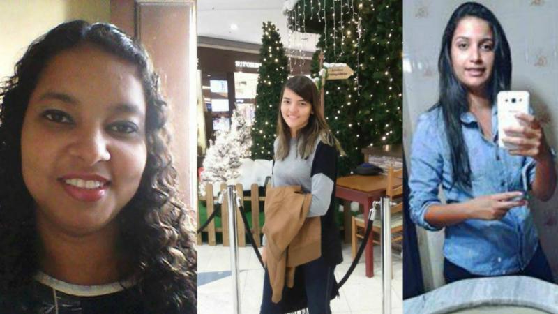 Três brasileiras desaparecidas em Cascais