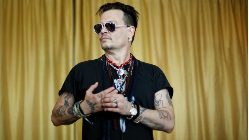 Johnny Depp chegou a gastar dois milhões de dólares por mês