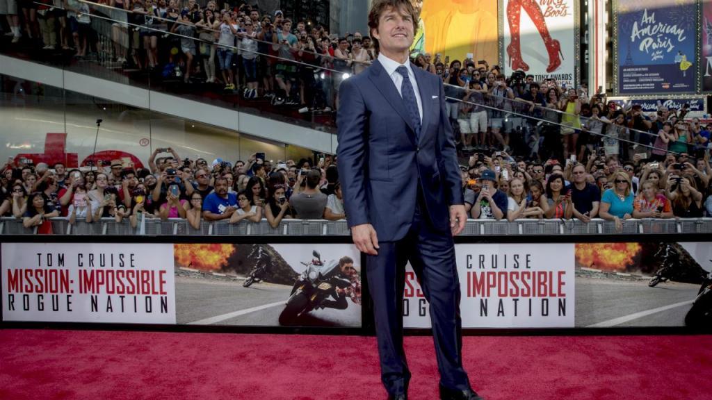 4. Tom Cruise (46 milhões de euros)