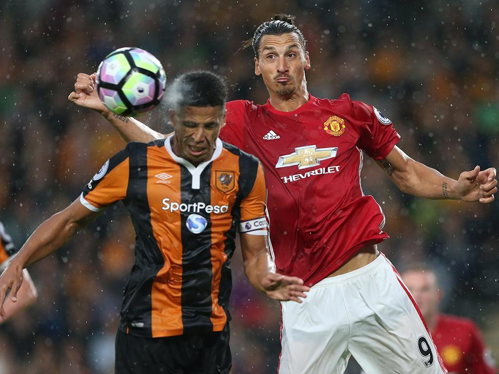 Hull City-Manchester United (Reuters)