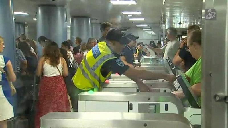 Aeroporto: passageiros passam zona de controlo sem mostrar identificação