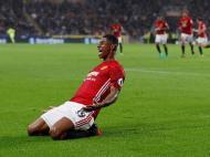 Rashford (14 internacionalizações, Manchester United, Inglaterra)