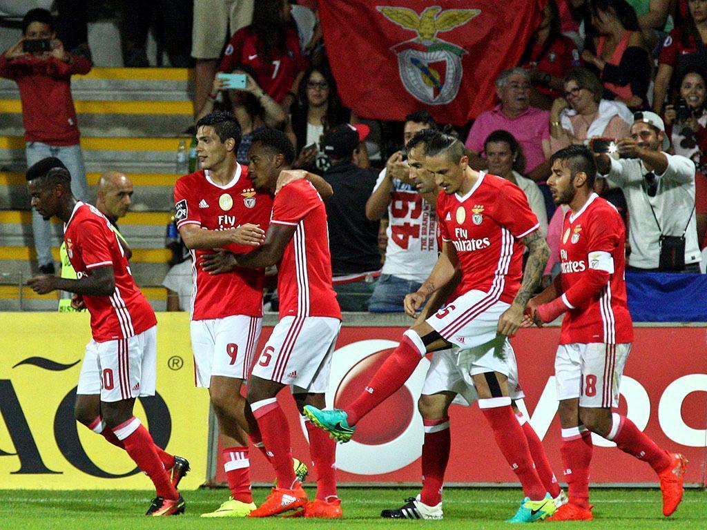 Nacional-Benfica (Lusa)