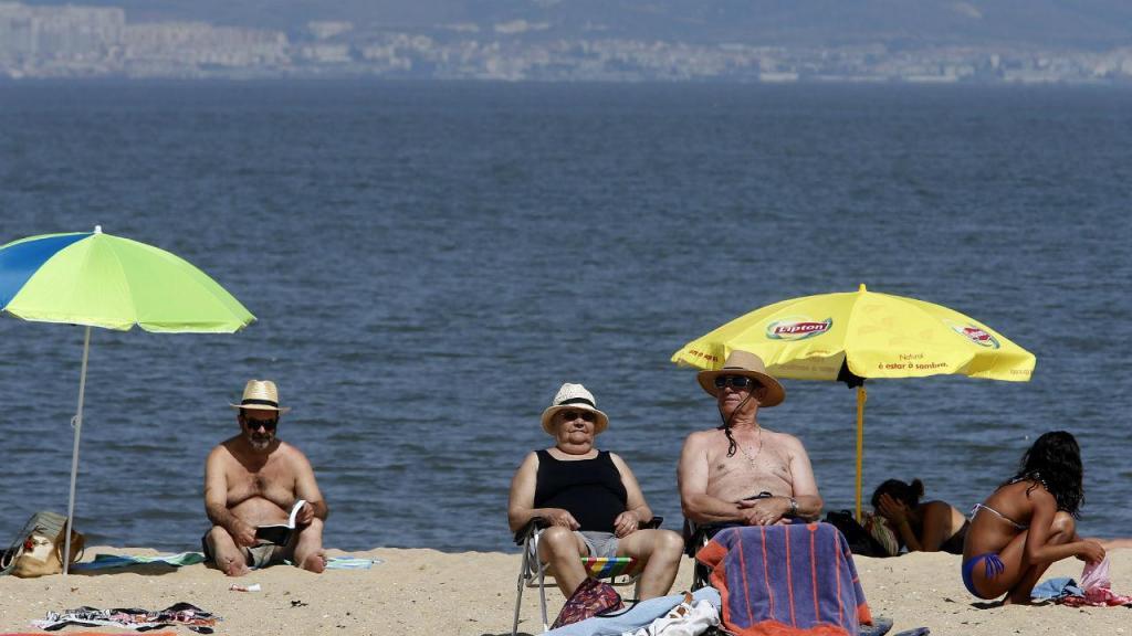 Praia de Alcochete