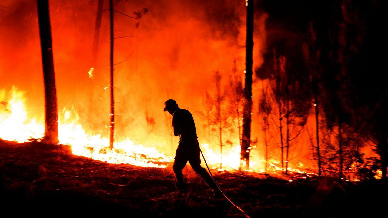 Incêndio em Vila verde