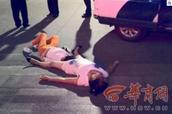 Mulheres desmaiam depois longa discussão
