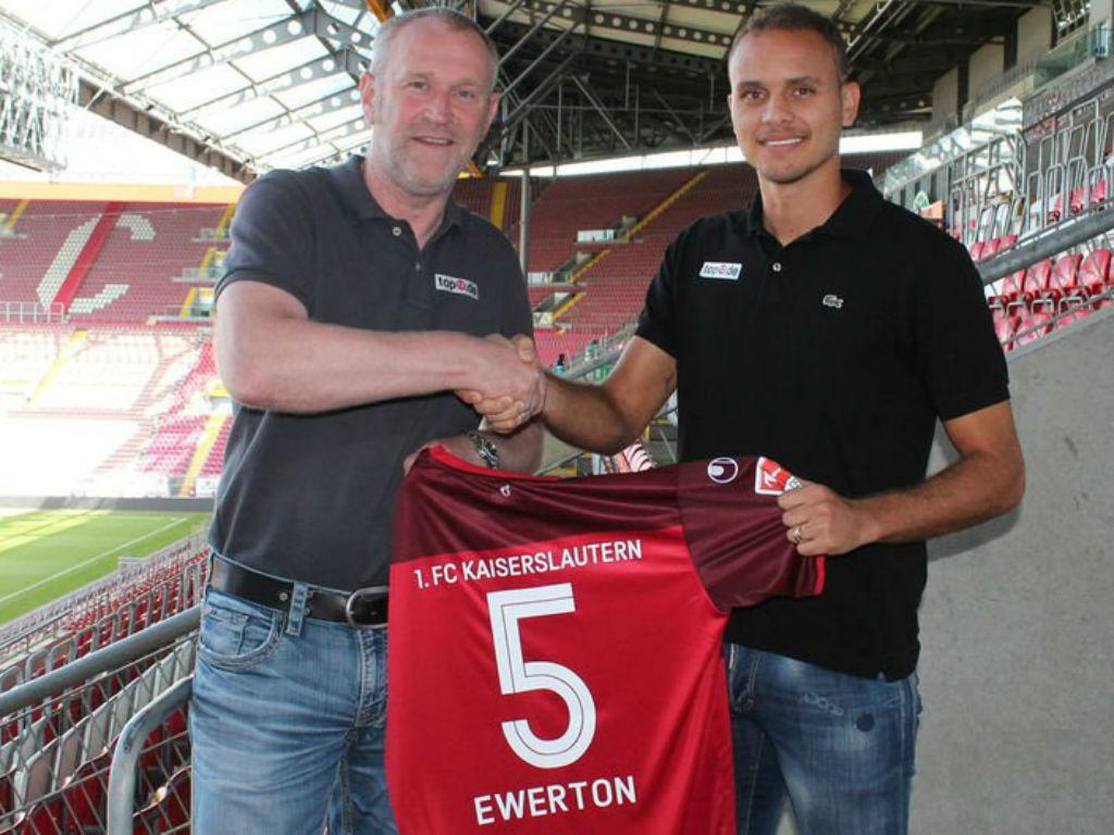 Ewerton (foto FC Kaiserslautern)
