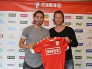 Belfodil no Standard Liège
