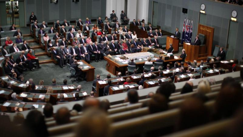 Parlamento australiano