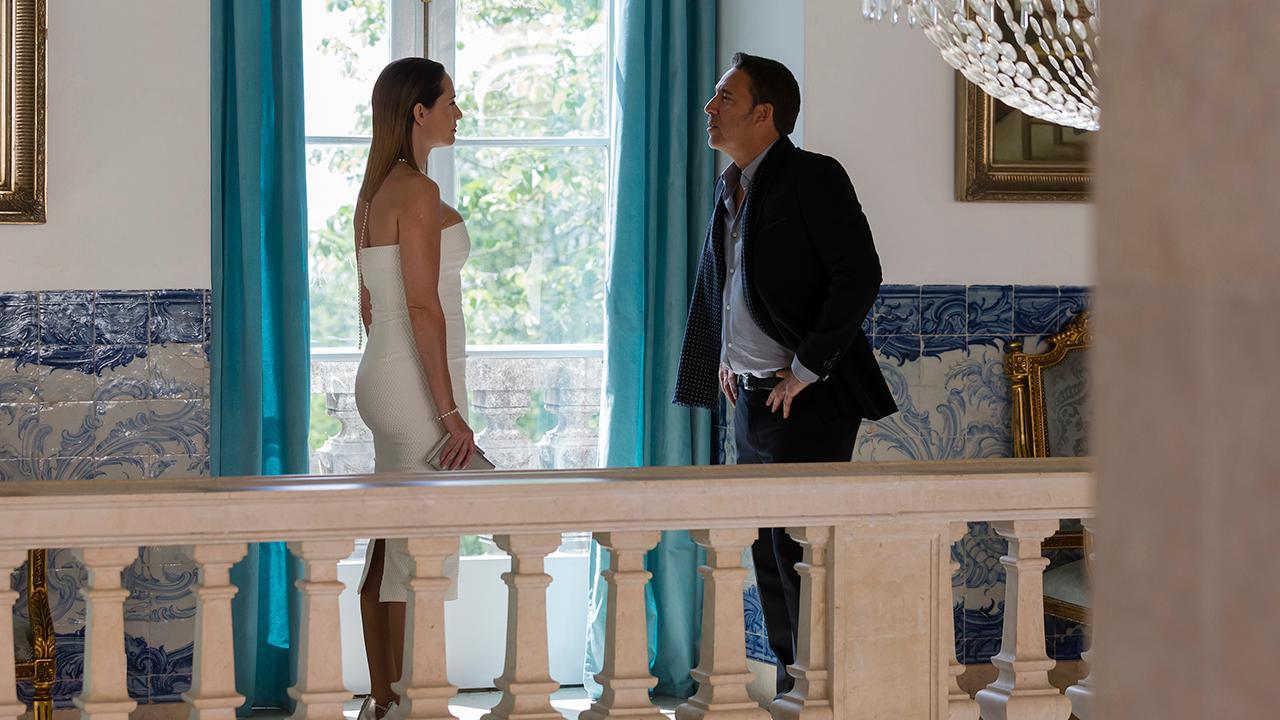 Diana e Rodrigo relembram época em que foram namorados