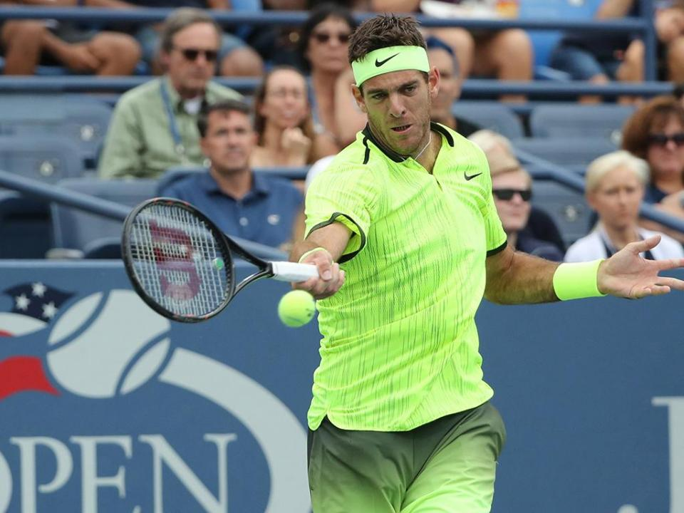 Ténis: Del Potro falha US Open