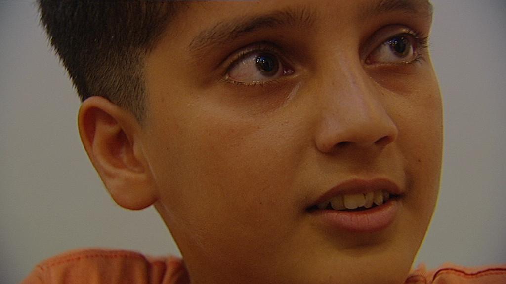 Essa Ahmady, Indesejados, Repórter TVI