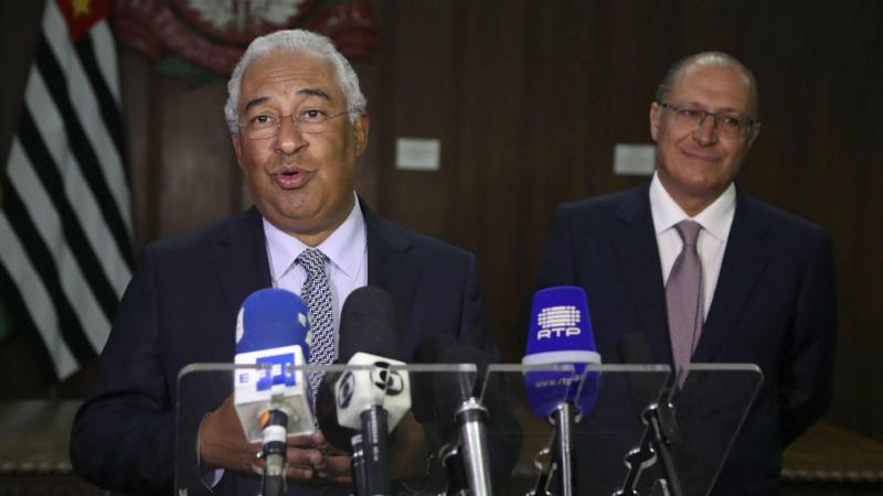 Primeiro-ministro visita São Paulo