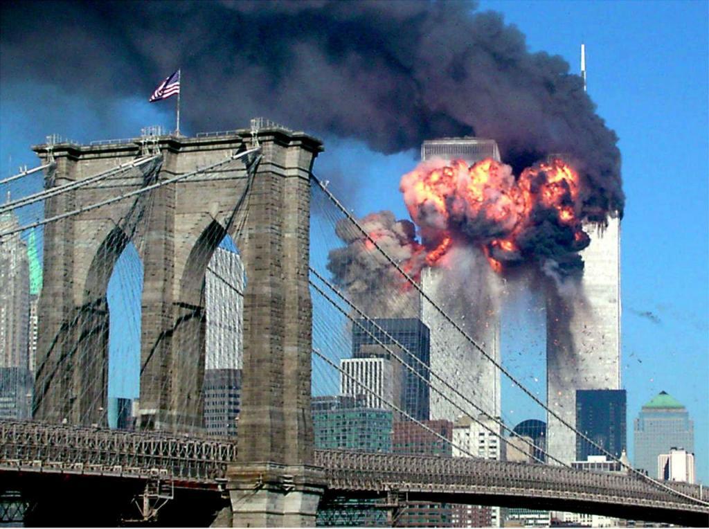Ataques de 11 de setembro de 2001 [Foto: Sara K. Schwittek / Reuters]