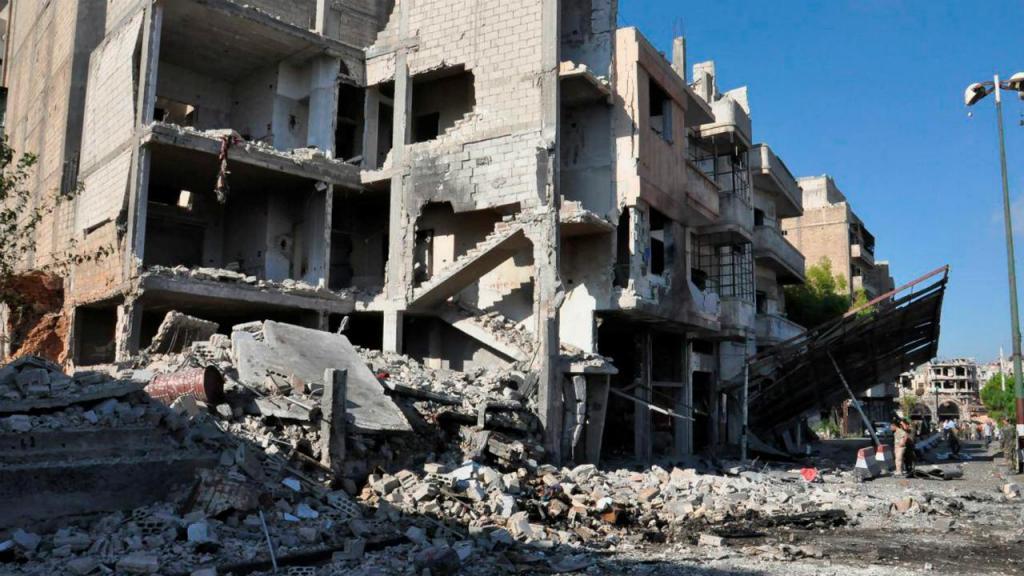 Forças Sírias na iminência de reconquistar Alepo