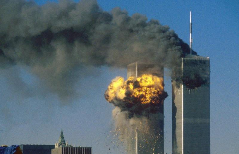 11 de setembro [Foto: Reuters]