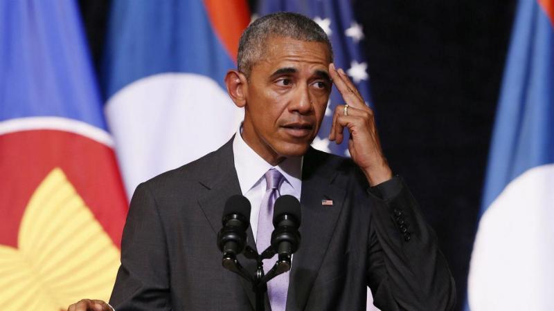 Obama no Laos