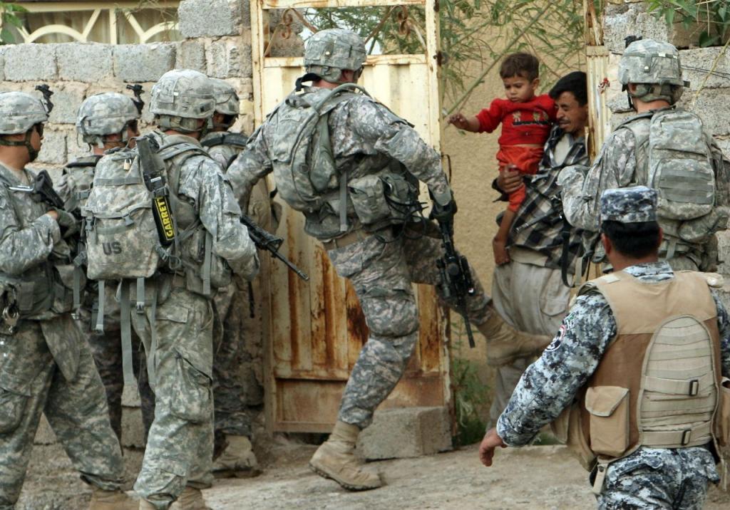 Guerra no Iraque [Foto: Reuters]