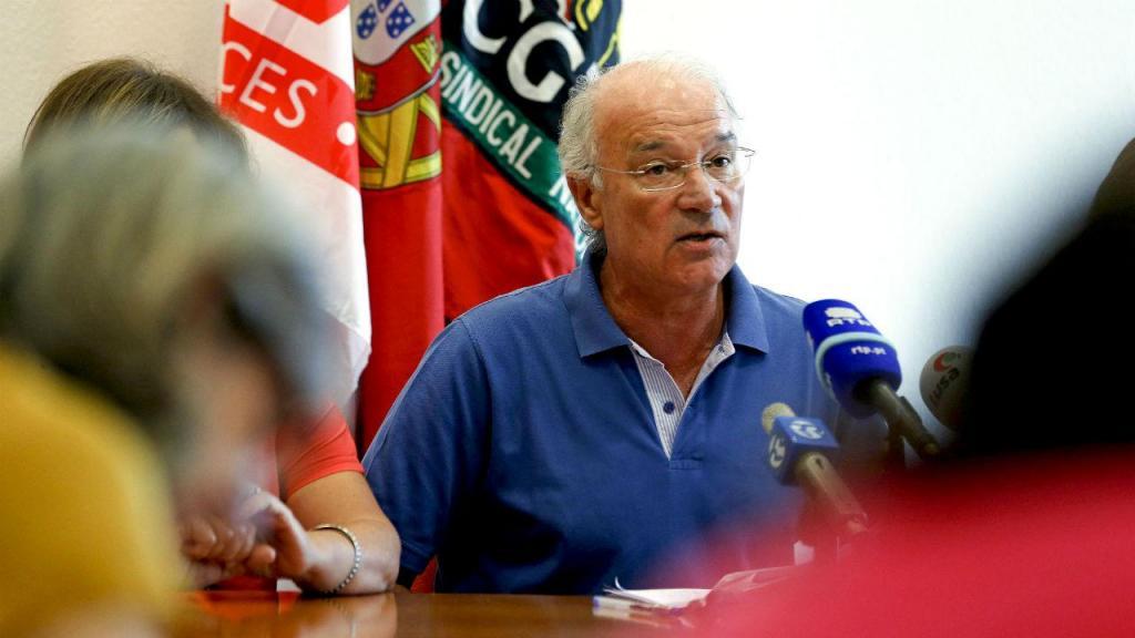 Arménio Carlos
