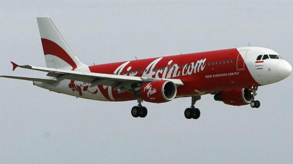 Avião AirAsia