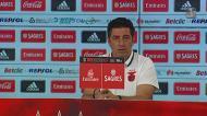 Rui Vitória confirma três ausências e chamadas de José Gomes e Rafa