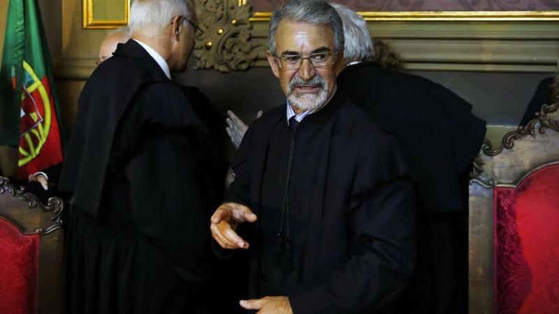 Orlando dos Santos Nascimento, presidente do Tribunal da Relação de Lisboa