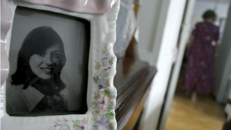 Patricia Roisinblit, raptada quando estava grávida de oito meses