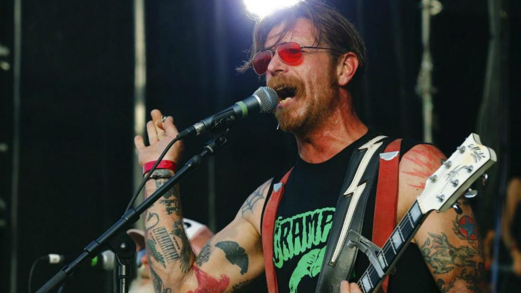 Eagles of Death Metal em Espanha