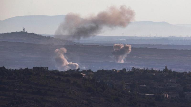 Ataques na Síria
