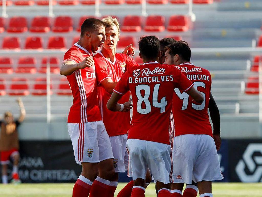 Benfica B-Ac. Viseu [Foto: Benfica]