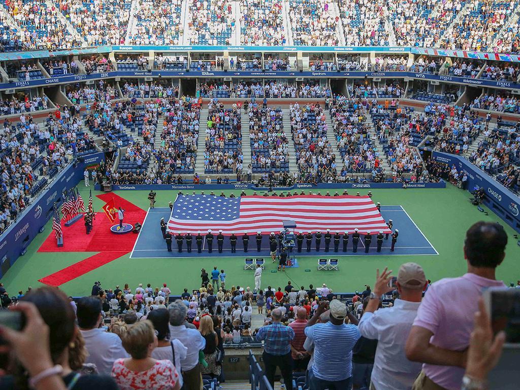 US Open (Reuters)