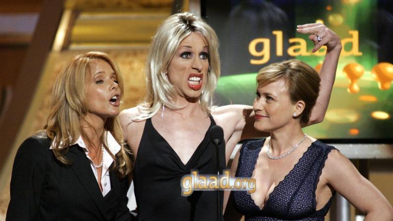 Rosanna, Alexis e Patricia Arquette