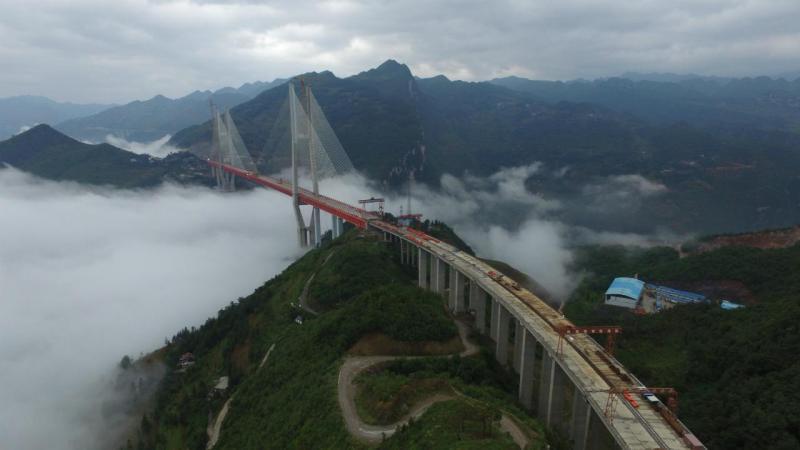 Esta é a ponte mais alta do mundo