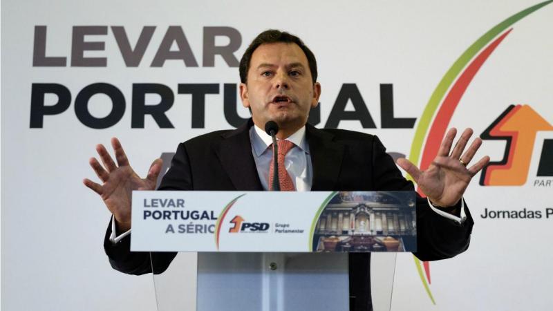 Luís Montenegro - Jornadas PSD (Coimbra)