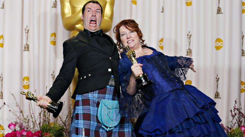 Mark Andrews e Brenda Chapman - realizadores filme