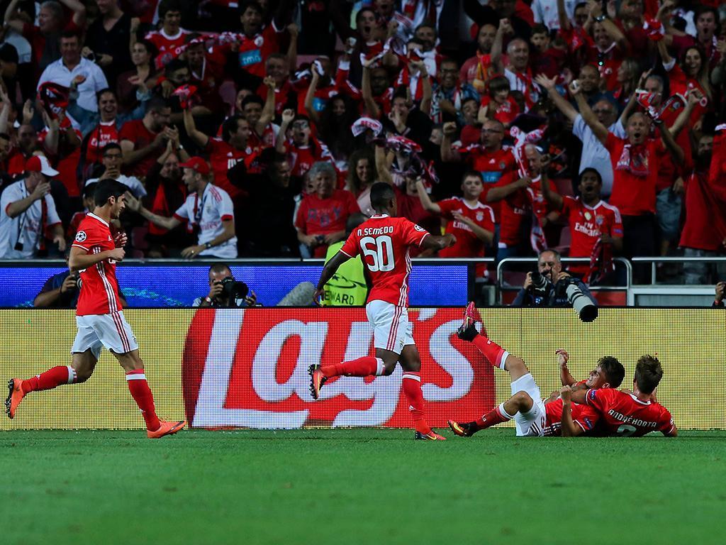Benfica-Besiktas (Lusa)